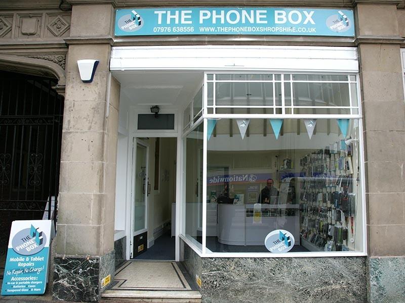 The Phone Box Shropshire