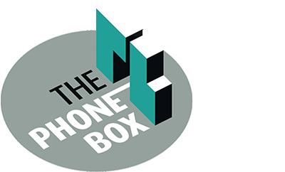 The Phone Box Shrewsbury Logo